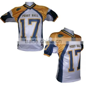 Custom Football Uniforms/ Customized American Football Uniforms/ Custom Made American Football Uniforms