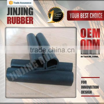 extruded car Door weather seal /epdm rubber strips for Door/car door epdm rubber extrusion