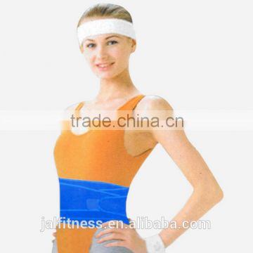 High Quality Waist SupportFitness Waist Exercise Wrap Belt Slimming Weight Loss waist belts gym belt