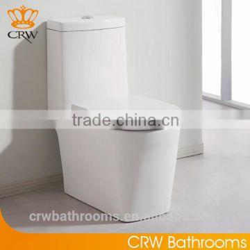 CRW HB3645 P Trap One Piece Wash Down Toilet