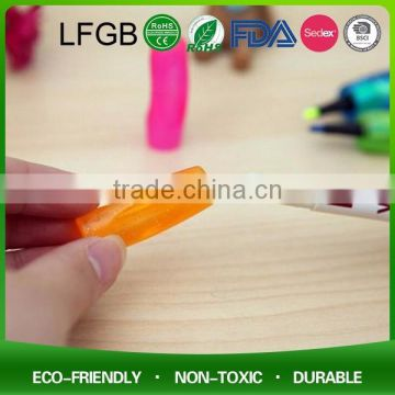 Soft Silicon Pencil Grip Helper For Children