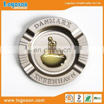Factory directly sales wholesale two side pocket ashtray custom