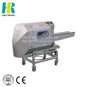 Leafy vegetable slicing cutter green onion cutting cabbage dicing machine