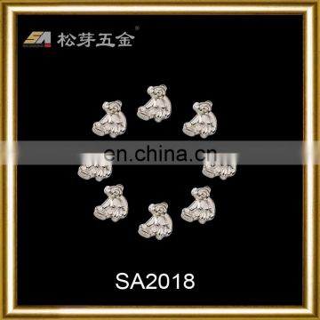 Own design bear shape rivets, high quality rivets, decorative rivets