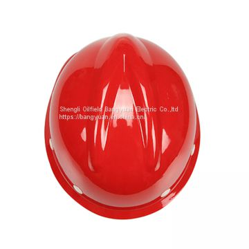 Wholesale Construction Fiberglass Safety Helmet Harness