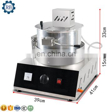Electric Corn Popcorn Maker Household Automatic Mini Hot Air Popcorn Making Machine DIY Corn Popper Children Gift