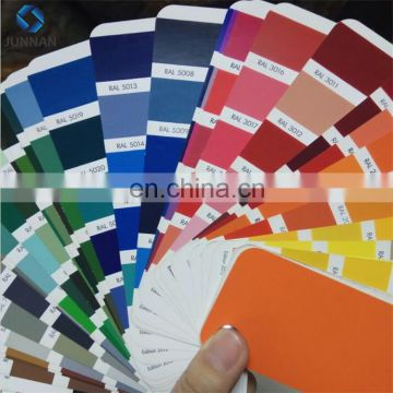 Prepainted GI Steel Coil / PPGI / PPGL Color Coated Galvanized Steel Sheet In Coil factory manufacture