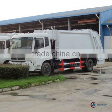 DONGFENG KINGRUN 4*2 Compression Garbage Box Truck 8m3