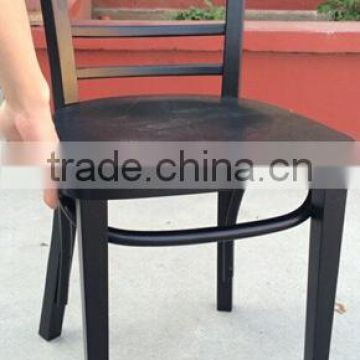 Commercial Starbucks Cafe Wood Chair , Contract Wood Chairs Factory MX 6258B