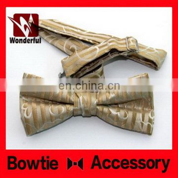 High quality promotional fashion funny bow ties