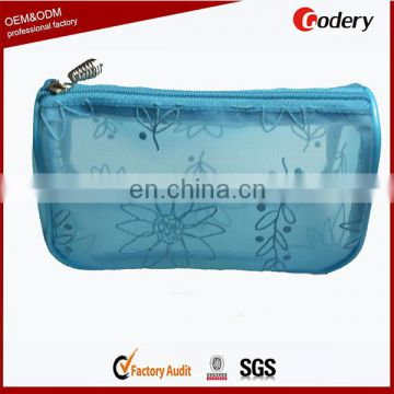 2014 new products of cheap wholesale mesh cosmetic bags