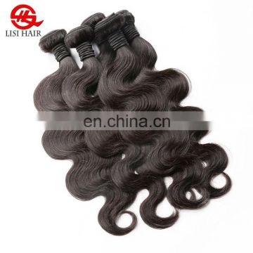 Soft And Nice Looking Can Be Dyed Unprocessed Grade 8A Russian Human Hair