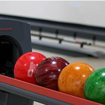 Bowling Ball Return High Speed Steel Plastic Rubber