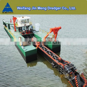 Production 1500m3 Large River Cutter Dredger Engineering Machinery for sale