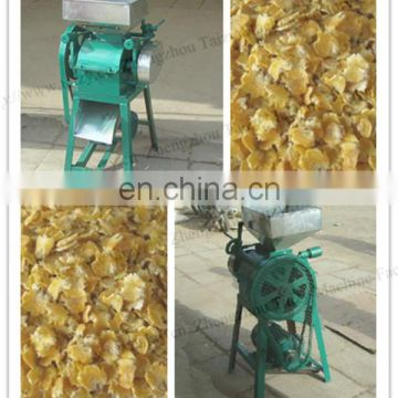 Taizy new type and low price cereals flattening machine in low price and high efficiency for sale