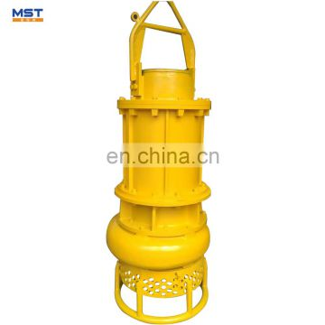 55kw submersible sand suction dredge pump