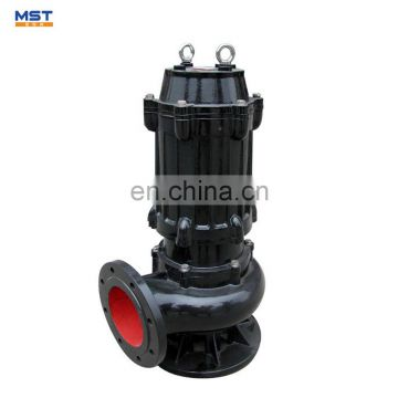 Submersible dewatering 60 hp electrical pump