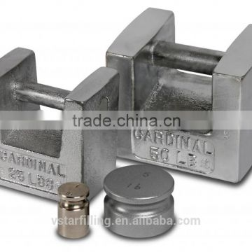 TWS Stainless Steel Weight Calibration Weights