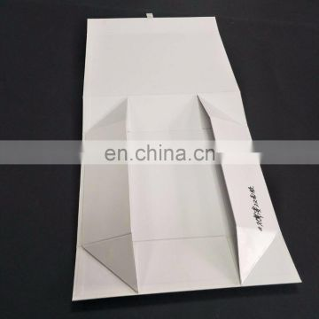 Gift Folding Design Box Packing With Magnet Closure