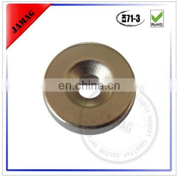 Jamag neodymium ring magnet and ferrite magnet disc for google cardboard
