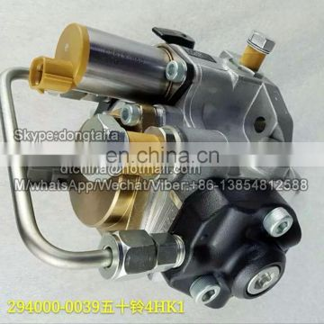 Denso Common Rail Fuel Pump 294000-0039 For ISUZU HITACHI