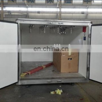small refrigerated truck bodies for sale