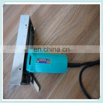 Portable UPVC window profile corner processing equipment