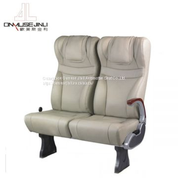 Best Selling High Demand USB Optional Mini Coach Bus Seat