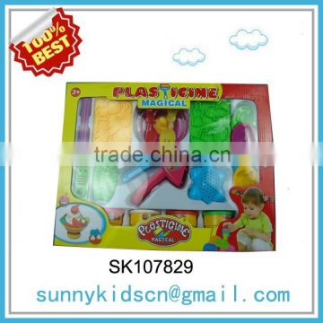 2014 clay models for kids competition play dough toy