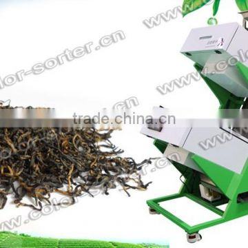 High Technology 5388 Pixel Color CCD Black Tea Color Sorting Machine