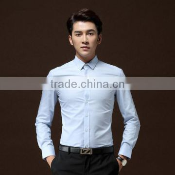 7e208496c4d 2017 Fashion Style Shirt Simple Formal Shirts Designer Slim Fit Shirts for  Men of Business Suit for Men from China Suppliers - 144874422