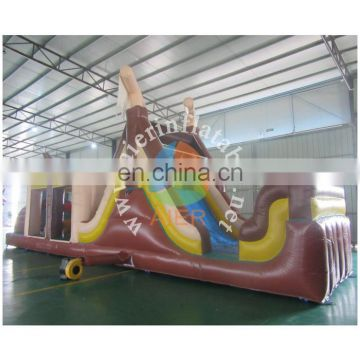 factory price giant high quality inflatable obstacle for sale