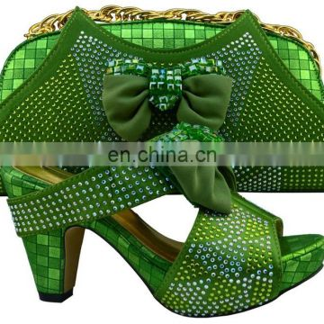 Ladies shoes and matching bags/italian party shoes and bags/gold shoes and bags to match