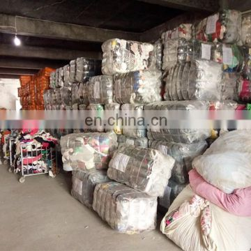 Large quantities clean gentle used clothes Taiwan second hand clothing wholesaler