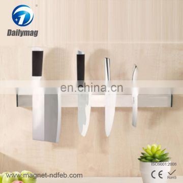 Customized Magnetic Knife Holder /Knife Strip/Tool Bar in Kitchen