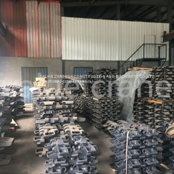 NIPPON SHARYO DH500 track shoe track pad track palte for crawler crane undercarriage parts NIPPON SHARY DH308