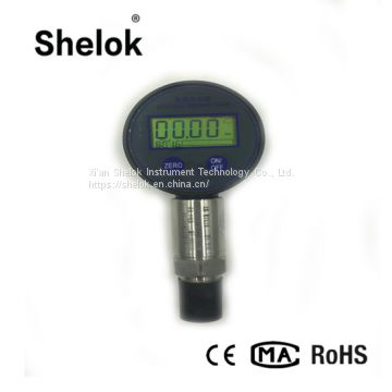 60mm Digital Pressure Gauge Manometer/Digital Air Pressure Gauges