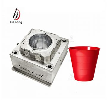 chinese quality products taizhou plastic bucket mould injection