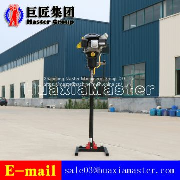 In Stock BXZ-2L Vertical Drilling Backpack Rock Core Drilling Rig For Sale
