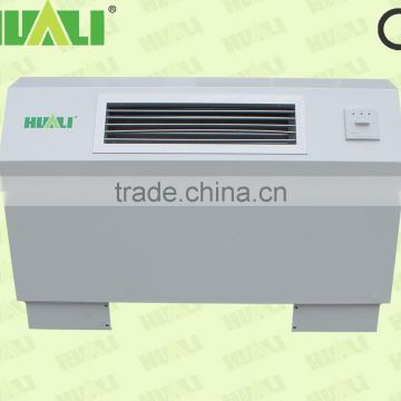 high quality vertical exposed fan coil unit for Central air conditioner