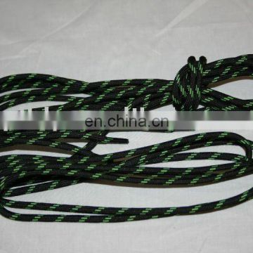 colored round shoelace