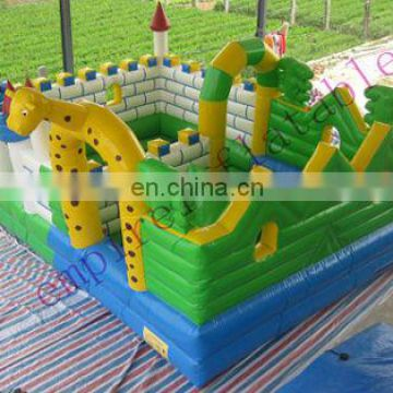 deer inflatable fun city for kids FN038