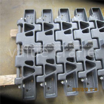 Hitachi KH150 track shoe track pad track plate for crawler crane undercarriage parts Hitachi KH100