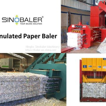 Granulated Paper Baler and Its Significance in Paper Recycling