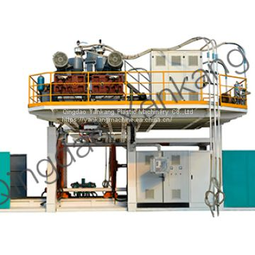 HDPE Extrusion 200L-20000L Water Tank Blow Molding Machine