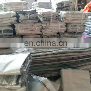 China Best Price 140gsm Transparent PE Tarpaulin with UV Treatment For Cherry Cover