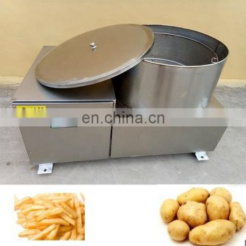 Taizy Industrial automatic potato chips dewatering machine