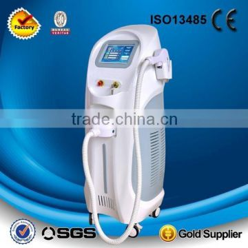 600W vertical professional diode laser machine / 808nm laser hair removal machine