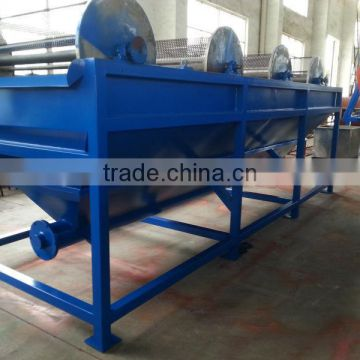 HDPE plastic recycling machine