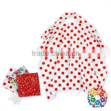 Unique Baby Shower Gift Cotton Nursing Cover Nursing Privacy Breastfeeding Cover with Matching Storage Bag